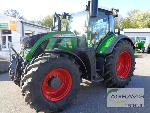 Fendt 720 Vario S4 Profi Plus Year of Build 2020 Gyhum-Nartum