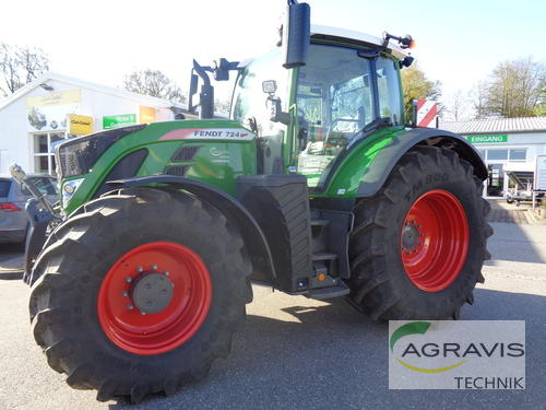 Fendt 724 Vario S4 Profi Plus Year of Build 2020 Gyhum-Nartum