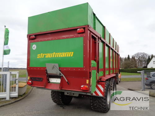 Strautmann Aperion 2401 Byggeår 2016 Gyhum-Nartum