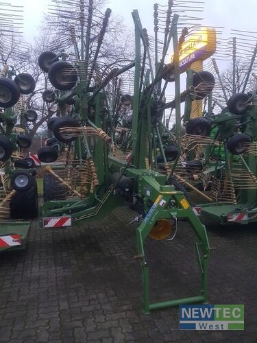 Krone Swadro 1400 Bouwjaar 2012 Schwanewede-Brundorf