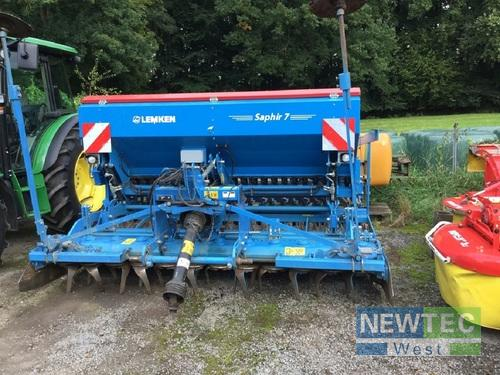 Lemken Saphir 7/300 Ds Year of Build 2015 Schwanewede-Brundorf