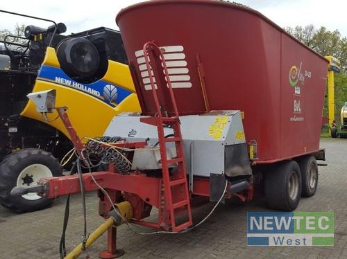 van Lengerich V-Mix Plus 24-2s Année de construction 2010 Schwanewede-Brundorf