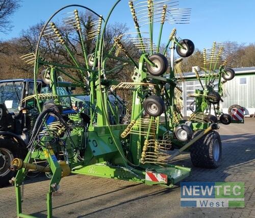 Krone Swadro 1400 Plus Year of Build 2014 Schwanewede-Brundorf