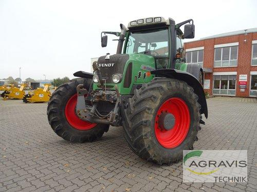 Fendt 818 Vario TMS Year of Build 2004 Uelzen