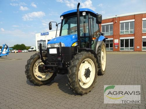 New Holland Td 70 D Plus Year of Build 2008 Uelzen