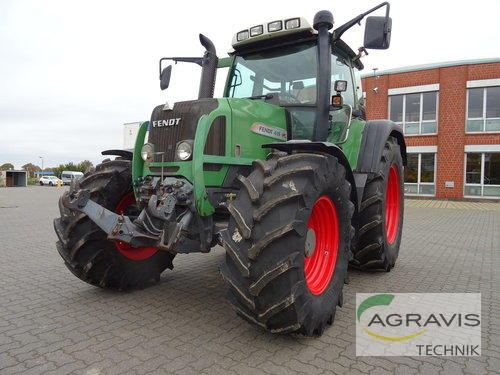 Fendt 415 Vario TMS Year of Build 2007 Uelzen