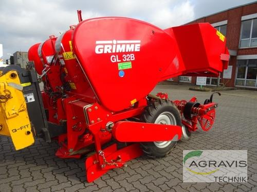 Grimme Gl 32 B Year of Build 2015 Uelzen