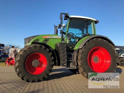 Fendt 724 Vario S4 Power Byggeår 2018 Uelzen