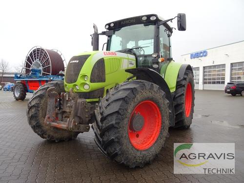 Claas Arion 640 Cebis Year of Build 2011 Uelzen