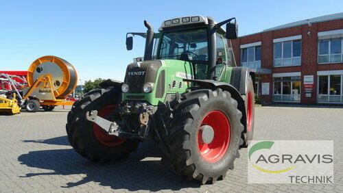 Fendt 820 Vario TMS Rok produkcji 2009 Uelzen