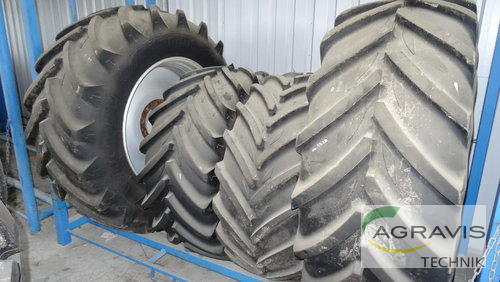 Michelin 600/60 R 30 + 710/60 R 42 Xeobib Year of Build 2012 Uelzen