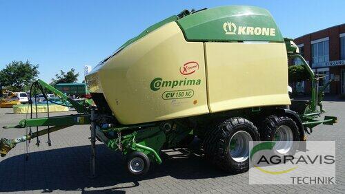 Krone Comprima Cv 150 Xc X-Treme Baujahr 2014 Uelzen