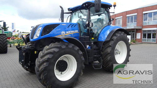 New Holland T 7.245 Auto Command Årsmodell 2015 4-hjulsdrift
