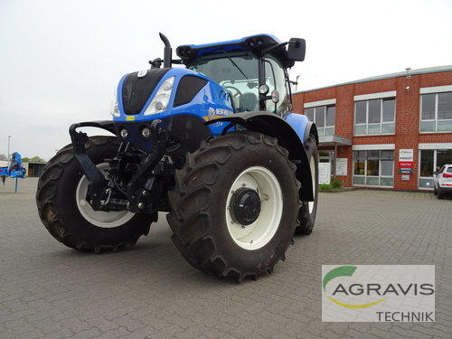 New Holland T 7.190 Range Command Byggeår 2016 A/C