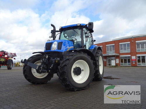 New Holland T 6.160 Electro Command Baujahr 2016 Uelzen