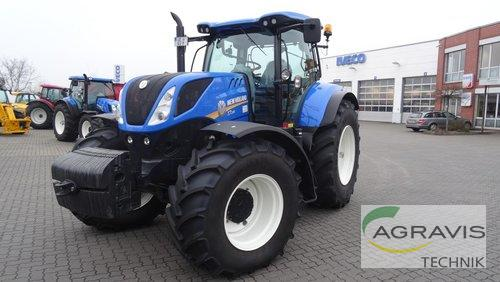 New Holland T 7.245 Power Command Byggeår 2016 A/C