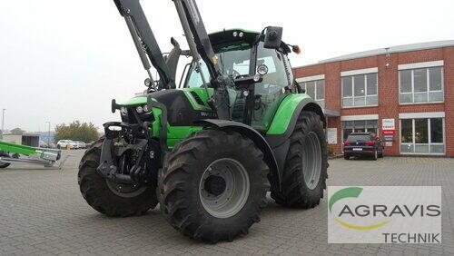 Deutz-Fahr Agrotron 6130.4 TTV Frontlader Baujahr 2014