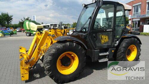 JCB 541-70 Agri Plus Årsmodell 2011 4-hjulsdrift