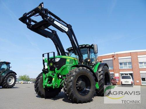 John Deere 6155R Year of Build 2017 4WD