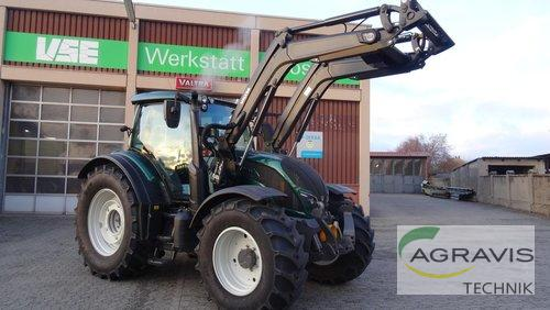 Valtra N 154 Ed Direct Front Loader Year of Build 2018