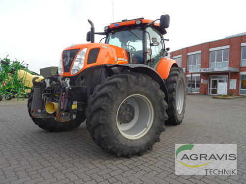 New Holland T 7.270 Auto Command Year of Build 2012 Uelzen