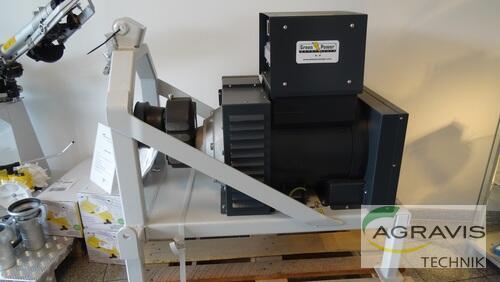 Zapfwellenstromerzeuger Année de construction 2018 Uelzen