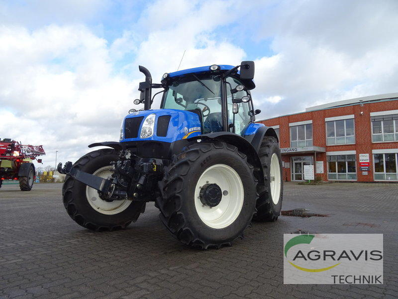 New Holland T 6.160 ELECTRO COMMAND
