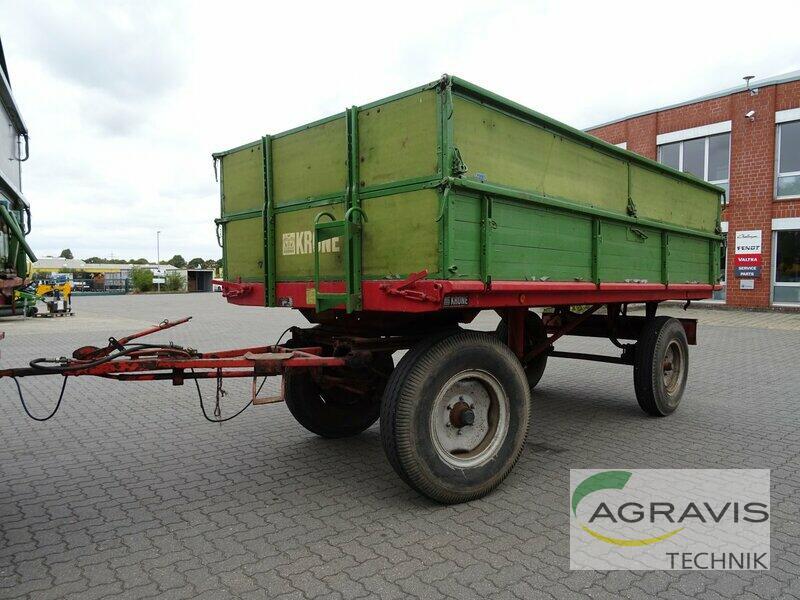 Krone DK 220-8