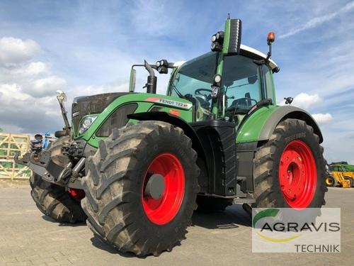 Fendt 722 Vario SCR Profi Plus Année de construction 2013 Apenburg-Winterfeld