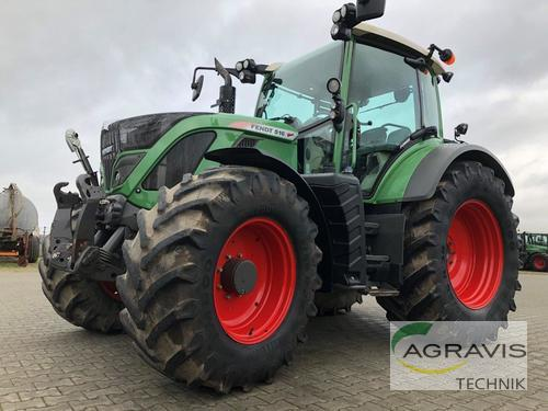 Fendt 516 Vario SCR Power Baujahr 2015 Apenburg-Winterfeld