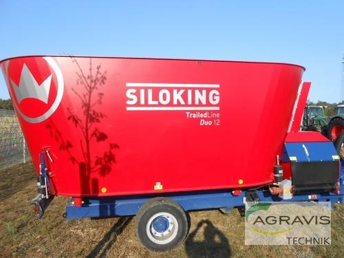 Mayer Siloking Duo 12 M³ Baujahr 2016 Apenburg-Winterfeld