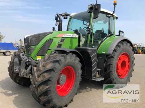 Fendt 718 Vario S4 Power Plus Έτος κατασκευής 2019 Apenburg-Winterfeld