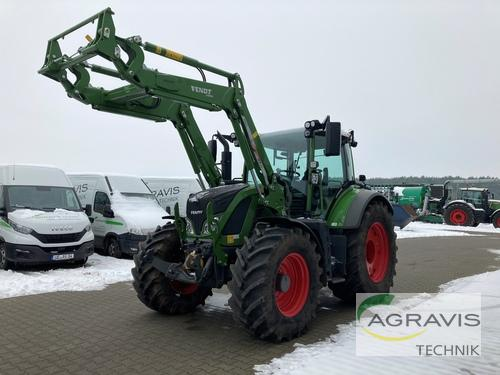 Fendt 516 Vario S4 Profi Plus Front Loader Year of Build 2020