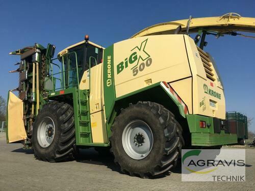 Krone BIG X 500