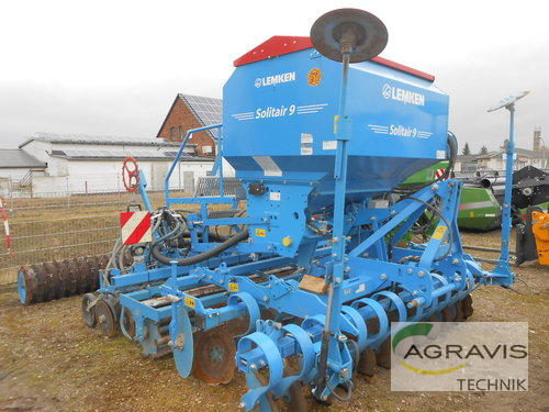 Lemken SOLITAIR 9/300 DS 125