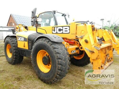 JCB 550-80 Agri Plus Baujahr 2012 Apenburg-Winterfeld