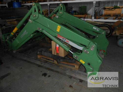 Fendt Cargo 4x/80 Frontlader Baujahr 2016