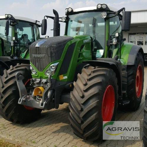 Fendt 826 Vario S4 Profi Plus Έτος κατασκευής 2017 Apenburg-Winterfeld