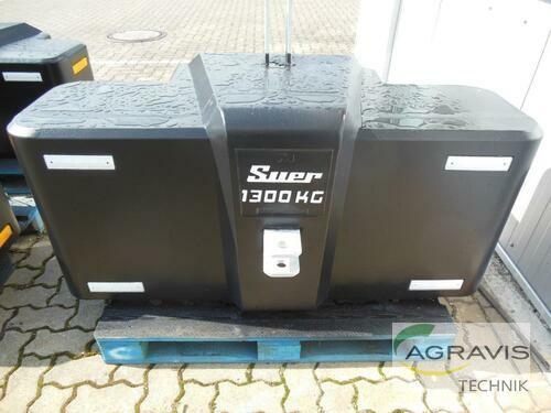 Suer BETONGEWICHT 1300 KG