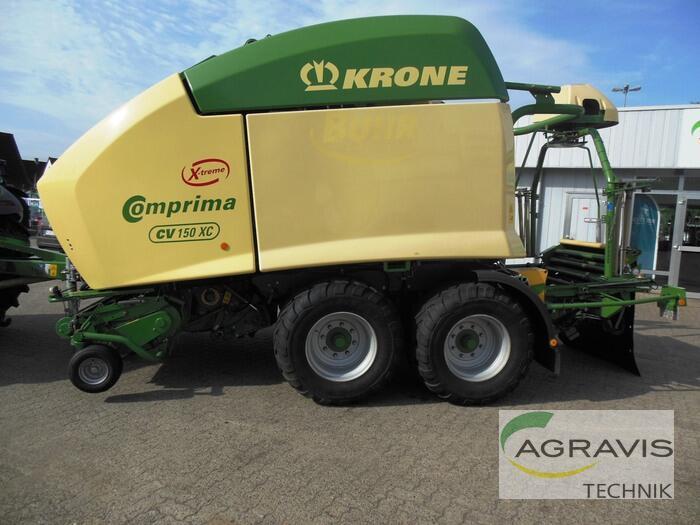 Krone COMPRIMA CV 150 XC X-TREME