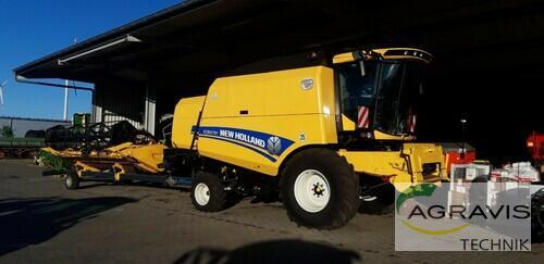 New Holland TC 5070 Baujahr 2014 Bardowick