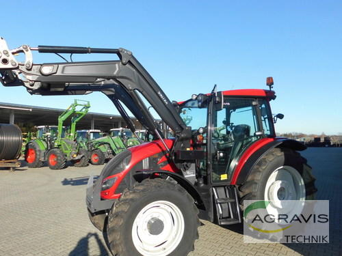 Valtra A 104 Hitech Front Loader Year of Build 2019