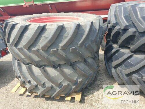 Trelleborg 600/65 R28 + 620/70 R42