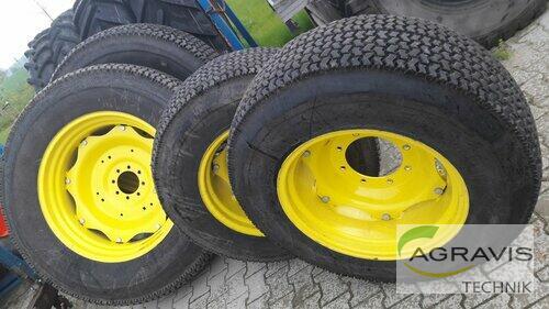 Bereifung Reifen Schläuche 360/70R24 + 480/70R34