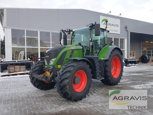 Fendt 720 Vario S4 Profi Year of Build 2018 Schneverdingen