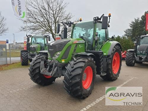 Fendt 724 Vario S4 Profi Plus Year of Build 2019 Schneverdingen
