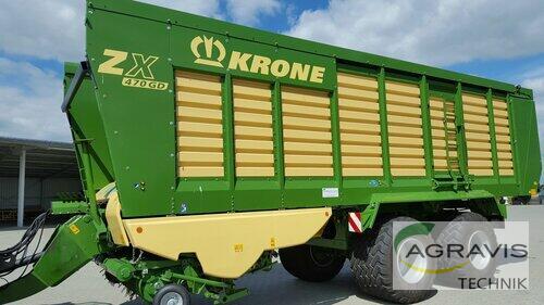 Krone ZX 470 GD Год выпуска 2016 Schneverdingen