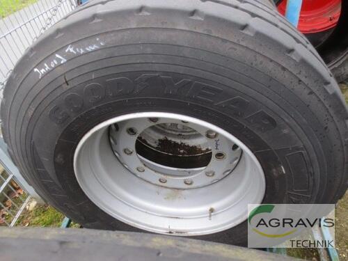 Bereifung Reifen Schläuche 400/70 R22.5 Schneverdingen