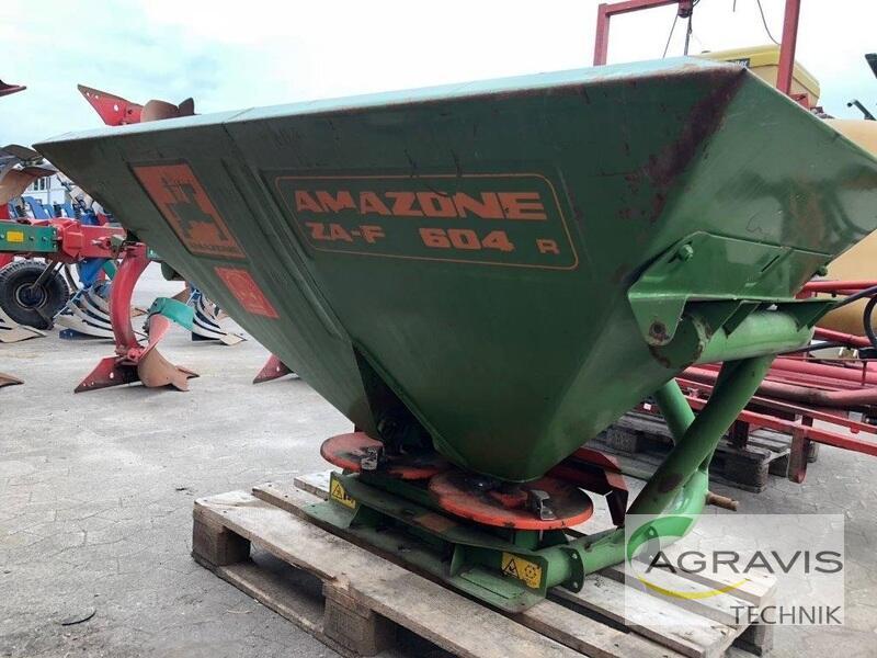 Amazone ZA-F 603