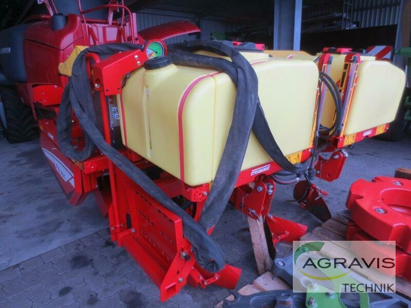 Grimme Fa 200 Kartoffelvollernter Gebraucht Schneverdingen